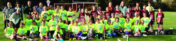 City of Lake Oswego Parks & Rec Youth Girls LAX LO and OC